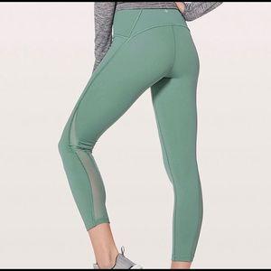 Lululemon 7/8 train pants